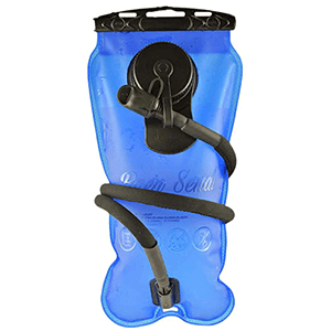 Baen Sendi Hydration Bladder 3 Liter Blue