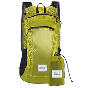 RainLeaf Ultra Lightweight Packable Backpack