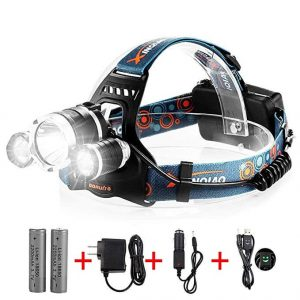 totobay best headlamp for hiking photo
