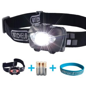 vitchelo best headlamp for hiking photo