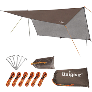 Unigear Best Camping Tarp