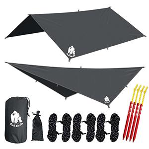 Chill Gorilla 10x10 Best Camping Tarp