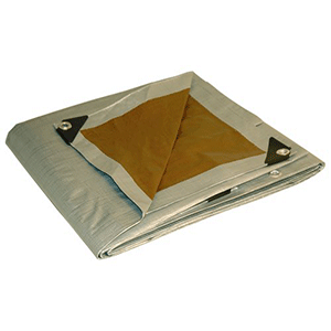 10 X 12 Poly Best Camping Tarp