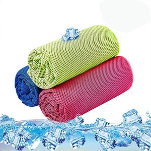Best Kuyou sport cooling Backpacking Towel