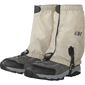 Best outdoor research bug Hiking Gaiters