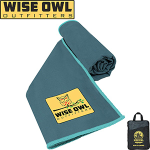 Best Wise Owl Outfitters Backpacking Towel